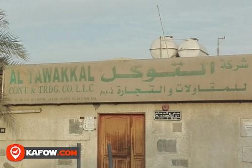 AL TAWAKKAL CONT & TRADING CO LLC