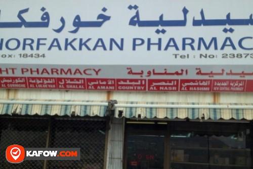 Khorfakkan Pharmacy