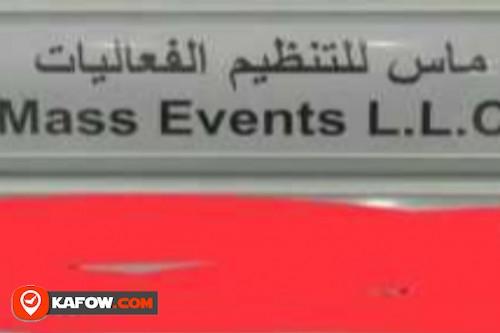 Mass Events L.L.C