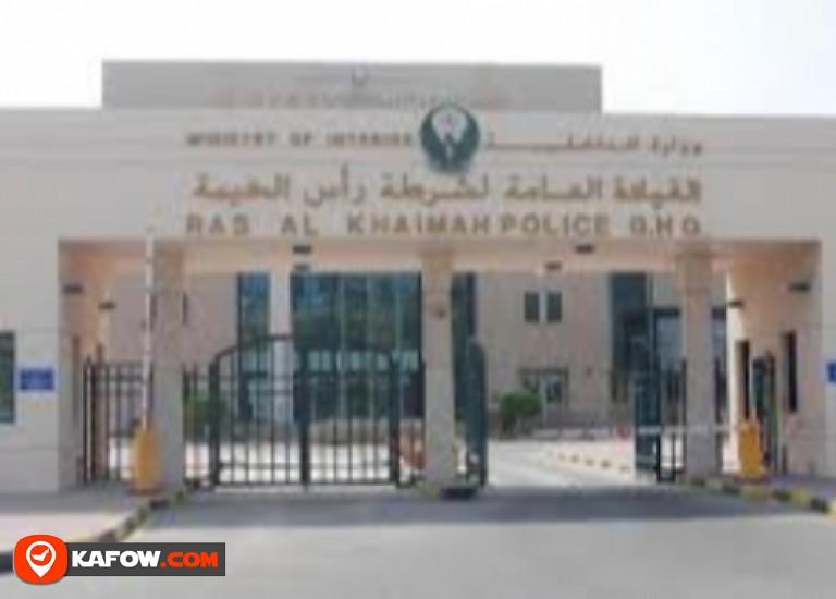 General Department of Ras Al Khaimah Police