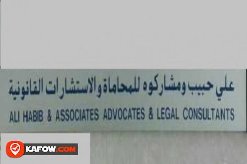Ali Habib & Associates Advocates & Legal Consultants