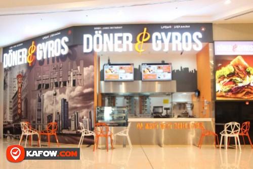 Doner& Gyros
