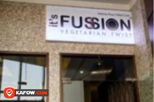 Its Fussion Vegetarian Twist