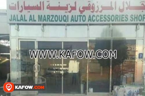 Jalal Al Marzouqi Auto Accessories Shop
