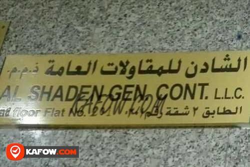 Al Shaden Gen. Cont. LLC