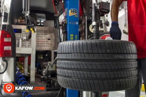 Tyre Repairing Services