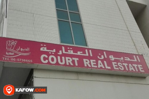 COURT REAL ESTATE