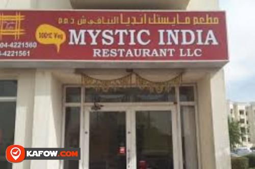 Mystic India Vegetarian Restaurant