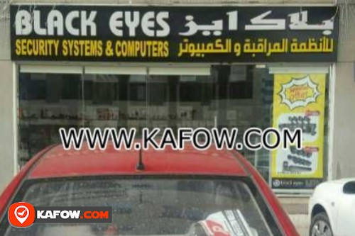 Black Eyes Security Systems & Computers