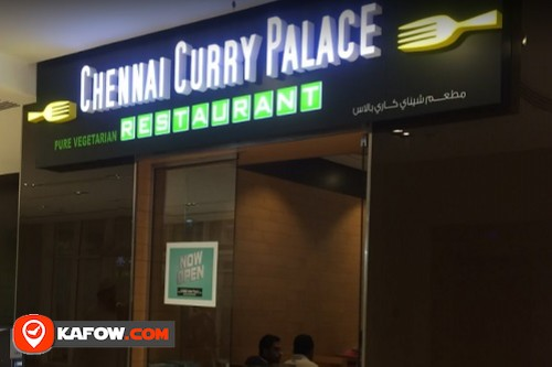 Chennai Curry Palace