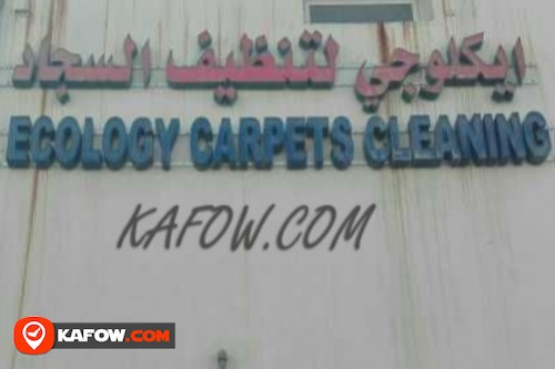 Ecology Carpets Cleaning