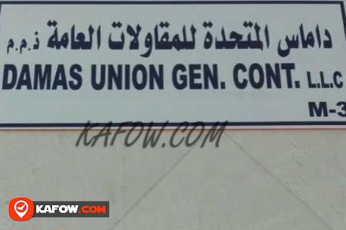 Damas Union Gen. Cont L.L.C