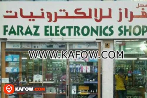 Faraz Electronics Shop