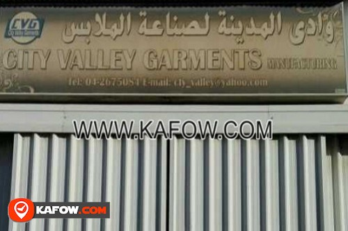 City Valley Garments Manufacturing