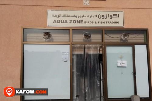 AQUA ZONE bird&fish