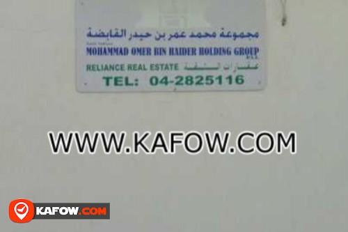 Mohammad Omer Bin Hanider Holding Group