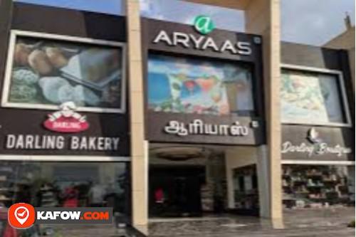 Aryaas Vegetarian Restaurant