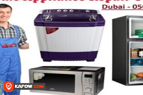 Servicing all types of AC,Fridge and Washing machine in Dubai