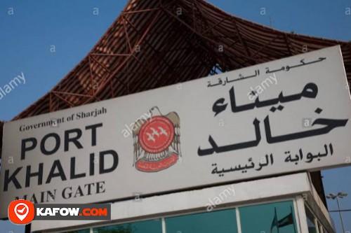 Khalid port