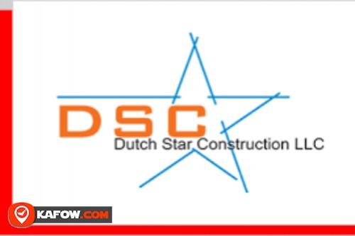 DUTCH STAR CONSTRUCTION CO.(L L C)
