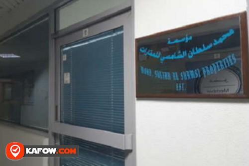 Mohd Sultan Al Shams Property