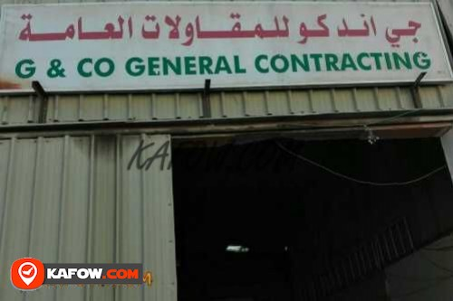 G & CO General Contracting