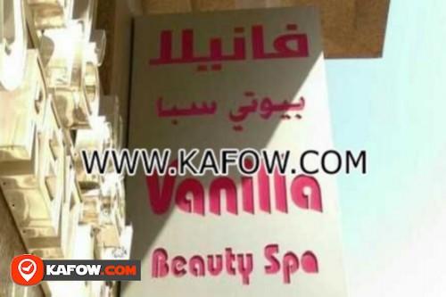 Vanilla Beauty Spa