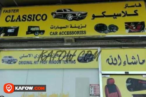 Faster Classico Car Accessories