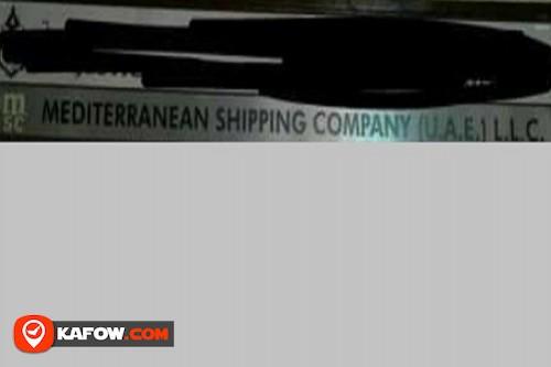 Mediterranean Shipping Company UAE LLC