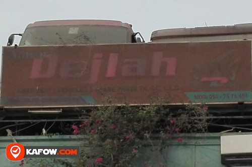 ANWAR DEJLAH USED AUTO SPARE PARTS TRADING