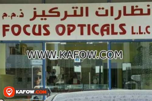 Focus Opticals LLC