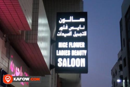 Nice Flower Ladies Beauty Saloon