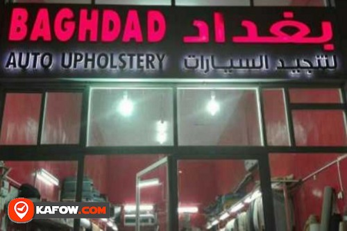 Bagdad Auto Uphllstery