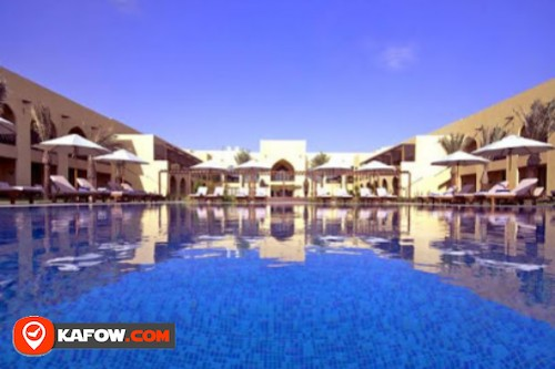 Liwa Hills Resort, a green paradise in the heart of the desert