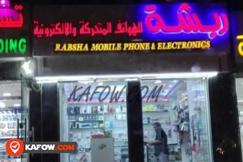 Rabsha Mobile phone & Electronic
