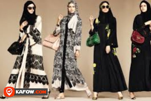Land of the two fashion and caftan