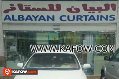 Al Bayan Curtains