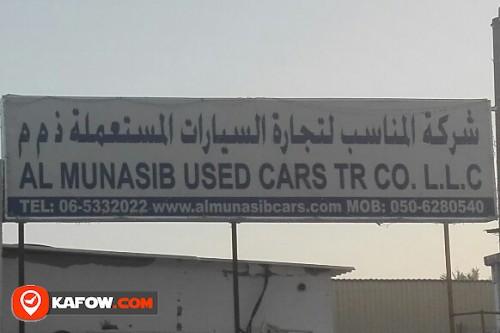 AL MUNASIB USED CAR'S TRADING CO LLC