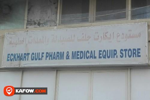ECKHART GULF PHARM & MEDICAL EQUIPMENT STORE