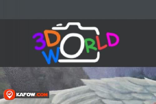 3D World Selfie Museum