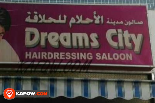 Dreams City Hairdressing Saloon
