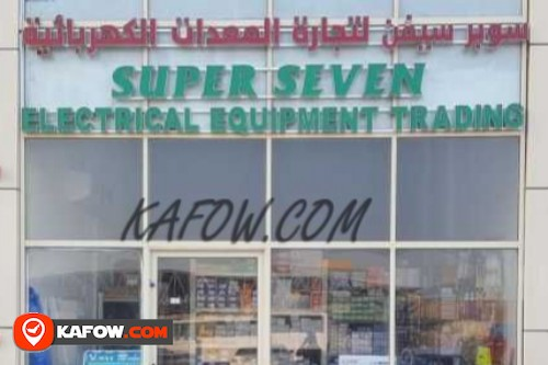 Super Seven Electrical Equipment Trading