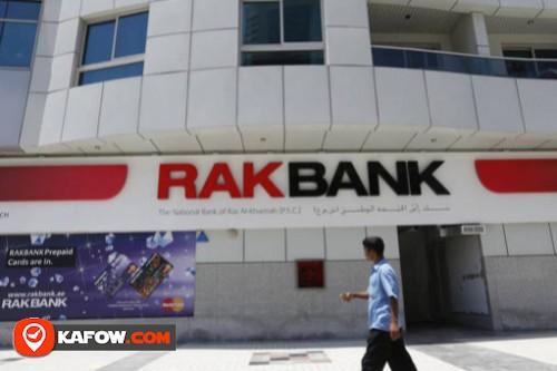 Rak Bank Airport Road Brabch