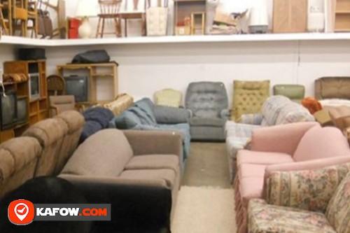 Al Yamama Used Furniture Trdg