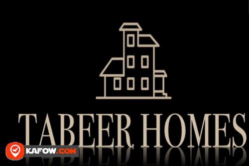 Tabeer Homes