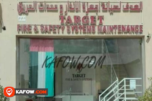 Target Fire & Safety Systems Maintenance