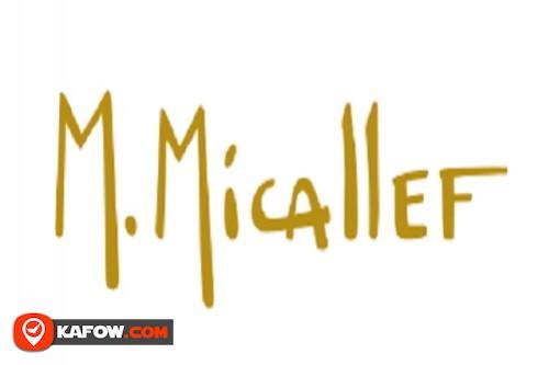 Parfums M.Micallef