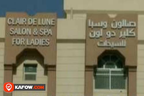 Clair De Lune Salon & Spa Ladies