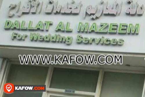 Dallat Al Mazeem For Trading Services