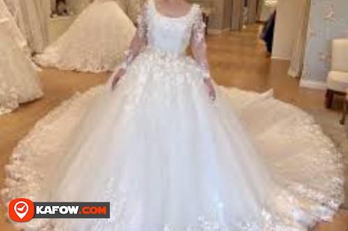 Sponza for brides dresses